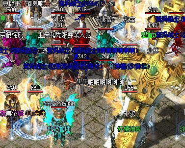 热血传奇平民在僵尸洞穴升级的攻略